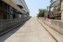 באזור תעשייה יבנה רחוב פארן מחסן להשכרה