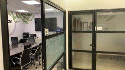 משרדים במבנה תעשיה במרכז